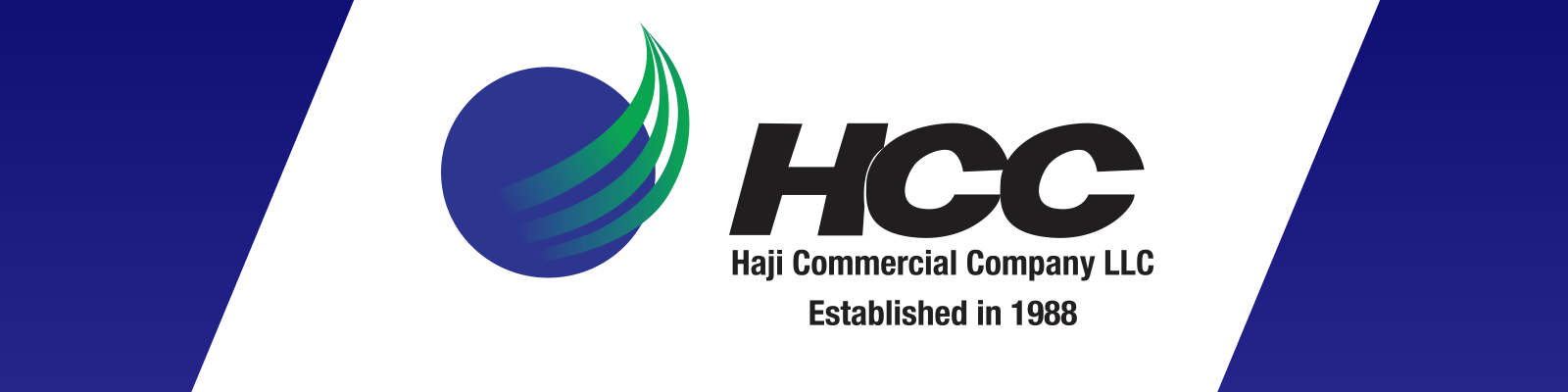 Haji Commercial Company - established in the year 1988